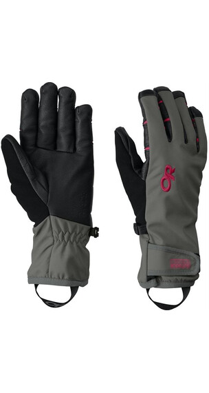 Outdoor Research W's StormSensor Gloves Pewter/Desert Sunrise (089)